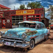 Route 66 Seligman Poster