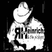 Roy Heinrich T-shirt Poster