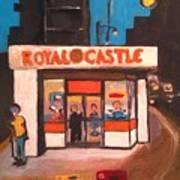 Royal Castle Poster