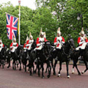 Royal Household Cavalry Poster