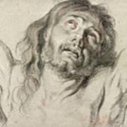 Rubens, Christ.  Poster