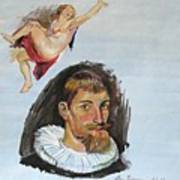 Rubens Copy Poster