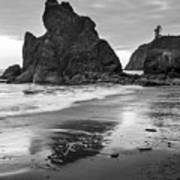 Ruby Beach 3257 Poster