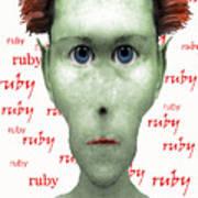 Ruby Ruby Ruby Poster
