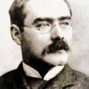 Rudyard Kipling, Literary Legend Poster