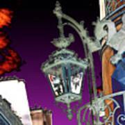 Rue Du Dragon Poster