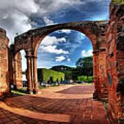Ruinas En Altagracia Poster