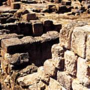 Ruins Of Zippori Poster