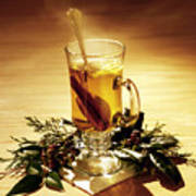 Rum Hot Toddy Poster