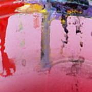 Running Colors Poster by Danielle Allard