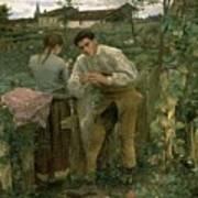 Rural Love Poster