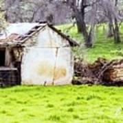 Rural Ruin Poster