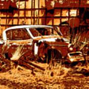 Rural Rust Poster