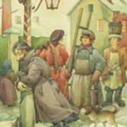 Russian Scene 06 Poster