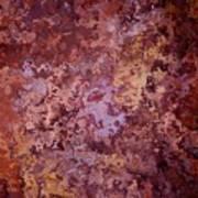 Rust Autumn Poster