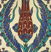 Rusten Pasha Tulip Tile Poster