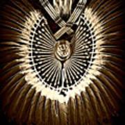 Rustic Regalia Poster