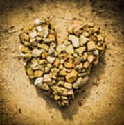 Rustic Rock Romance Poster