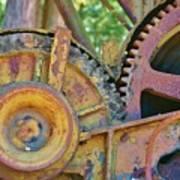 Rusty Gears Poster