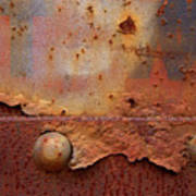 Rusty Train  Poster