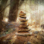 Sacred Cairn Poster