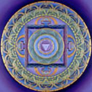 Sacred Feminine Poster