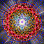Sacred Geometry 146 Poster