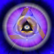 Sacred Geometry 642 Poster