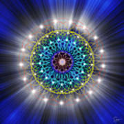 Sacred Geometry 79 Poster