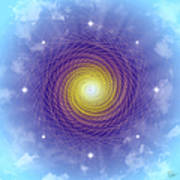 Sacred Geometry 84 Poster
