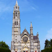 Sacred Heart Church Roscommon Ireland Poster