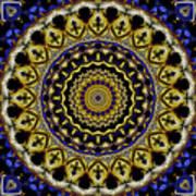 Sacred Mandala Poster