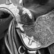 Saddle Poster