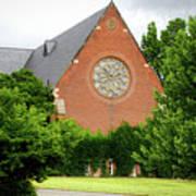 Sage Chapel Cornell University Ithaca New York 02 Poster