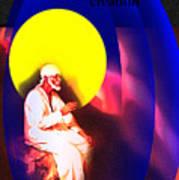 Sai On Stone Poster