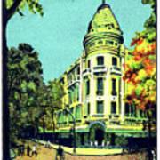 Saigon, Ho Chi Mihn City, Vietnam Poster