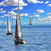 Sail Day Poster
