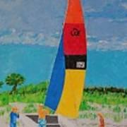Sail Preparation Poster