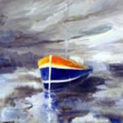 Sailboat 1.0 Poster