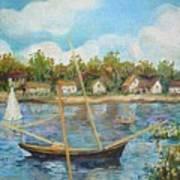 Sailing 1 Poster
