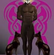 Saint Anonymous Poster