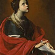 Saint Cecilia Poster