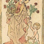 Saint Dorothy Poster