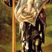 Saint George 1877 Poster