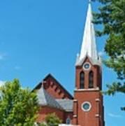 Saint George Church Poster