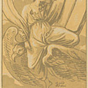 Saint John The Evangelist Poster