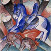 Saint Julian The Hospitaler Poster