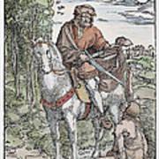 Saint Martin (c316-397) Poster