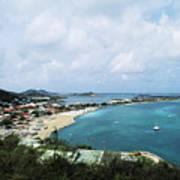 Saint Martin Coast Poster