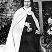Saint Therese De Lisieux Poster